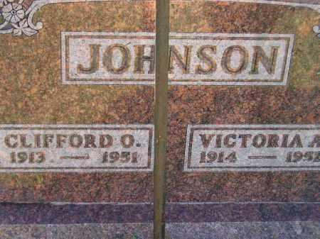 JOHNSON, CLIFFORD ORVILLE - Codington County, South Dakota | CLIFFORD ORVILLE JOHNSON - South Dakota Gravestone Photos