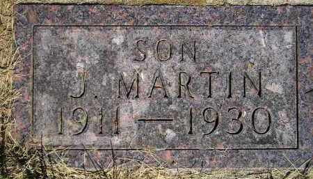 JOHNSON, JOHN MARTIN - Codington County, South Dakota | JOHN MARTIN JOHNSON - South Dakota Gravestone Photos