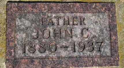 JOHNSON, JOHN C. - Codington County, South Dakota | JOHN C. JOHNSON - South Dakota Gravestone Photos