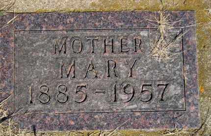JOHNSON, MARY - Codington County, South Dakota | MARY JOHNSON - South Dakota Gravestone Photos