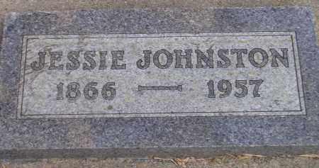 JOHNSTON, JESSIE - Codington County, South Dakota   JESSIE JOHNSTON - South Dakota Gravestone Photos
