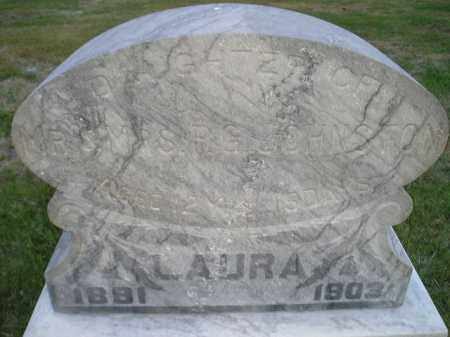 JOHNSTON, LAURA - Codington County, South Dakota | LAURA JOHNSTON - South Dakota Gravestone Photos