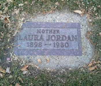 JORDON, LAURA - Codington County, South Dakota   LAURA JORDON - South Dakota Gravestone Photos