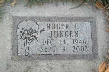 JUNGEN, ROGER L - Codington County, South Dakota | ROGER L JUNGEN - South Dakota Gravestone Photos