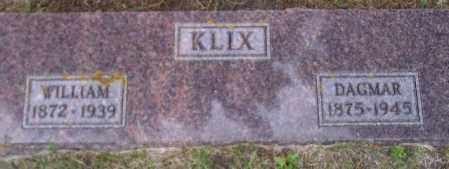 SCHMIDT KLIX, DAGMAR JULIA ANN - Codington County, South Dakota | DAGMAR JULIA ANN SCHMIDT KLIX - South Dakota Gravestone Photos