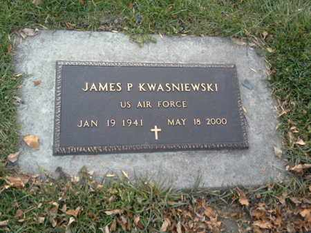 "KWASNIEWSKI, JAMES P ""MILITARY"" - Codington County, South Dakota 