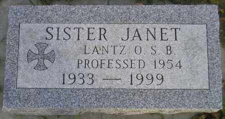 LANTZ, MARIE ELIZABETH - Codington County, South Dakota | MARIE ELIZABETH LANTZ - South Dakota Gravestone Photos
