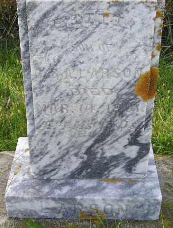 LARSON, EMIL 1891 - Codington County, South Dakota   EMIL 1891 LARSON - South Dakota Gravestone Photos
