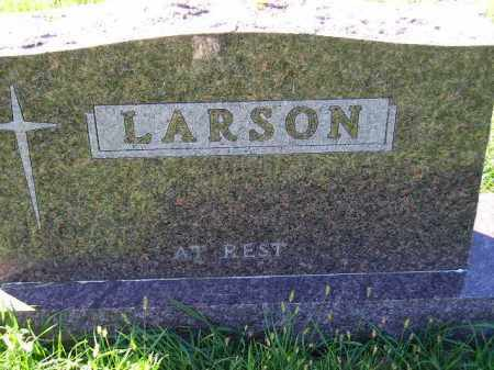 LARSON, FAMILY STONE - Codington County, South Dakota | FAMILY STONE LARSON - South Dakota Gravestone Photos