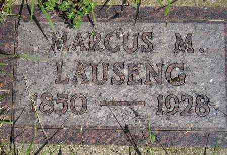 LAUSENG, MARCUS M. - Codington County, South Dakota | MARCUS M. LAUSENG - South Dakota Gravestone Photos