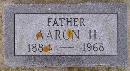 LINDGREN, AARON HENNING - Codington County, South Dakota | AARON HENNING LINDGREN - South Dakota Gravestone Photos