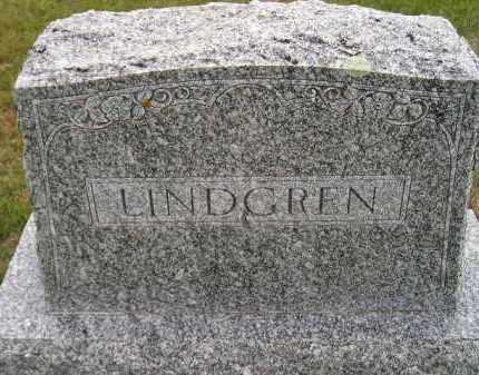 LINDGREN, FAMILY STONE - Codington County, South Dakota | FAMILY STONE LINDGREN - South Dakota Gravestone Photos