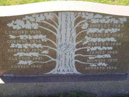 MAGG, FAMILY TREE - Codington County, South Dakota | FAMILY TREE MAGG - South Dakota Gravestone Photos