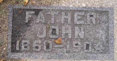 MANDERY, JOHN - Codington County, South Dakota | JOHN MANDERY - South Dakota Gravestone Photos