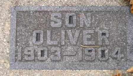MANDERY, OLIVER - Codington County, South Dakota   OLIVER MANDERY - South Dakota Gravestone Photos