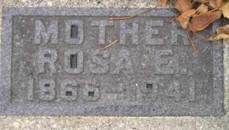 MANDERY, ROSA E. - Codington County, South Dakota | ROSA E. MANDERY - South Dakota Gravestone Photos