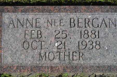 BERGAN MARKVE, ANNE - Codington County, South Dakota | ANNE BERGAN MARKVE - South Dakota Gravestone Photos