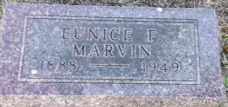 SCHNACKENBERG MARVIN, EUNICE FEDORA - Codington County, South Dakota | EUNICE FEDORA SCHNACKENBERG MARVIN - South Dakota Gravestone Photos