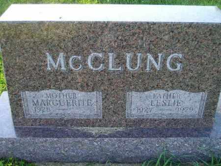 JORDETH MCCLUNG, MARGUERITE - Codington County, South Dakota | MARGUERITE JORDETH MCCLUNG - South Dakota Gravestone Photos
