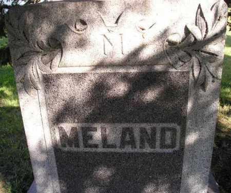 MELAND, FAMILY STONE - Codington County, South Dakota | FAMILY STONE MELAND - South Dakota Gravestone Photos
