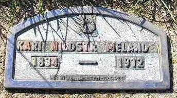 MELAND, KARI - Codington County, South Dakota | KARI MELAND - South Dakota Gravestone Photos