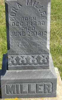 SASSUMN MILLER, CORA - Codington County, South Dakota | CORA SASSUMN MILLER - South Dakota Gravestone Photos