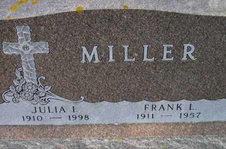 MILLER, FRANK LUDWIG - Codington County, South Dakota | FRANK LUDWIG MILLER - South Dakota Gravestone Photos