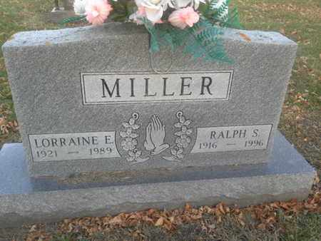 MILLER, RALF S - Codington County, South Dakota   RALF S MILLER - South Dakota Gravestone Photos