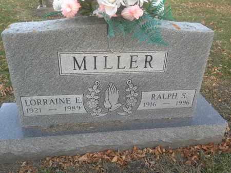 MILLER, LORRAINE E - Codington County, South Dakota | LORRAINE E MILLER - South Dakota Gravestone Photos