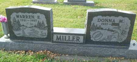 MILLER, WARREN E - Codington County, South Dakota | WARREN E MILLER - South Dakota Gravestone Photos