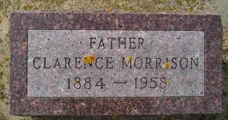 MORRISON, CLARENCE - Codington County, South Dakota | CLARENCE MORRISON - South Dakota Gravestone Photos