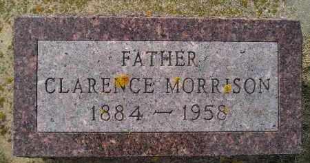 MORRISON, CLARENCE - Codington County, South Dakota | CLARENCE MORRISON - South Dakota Gravestone Photos