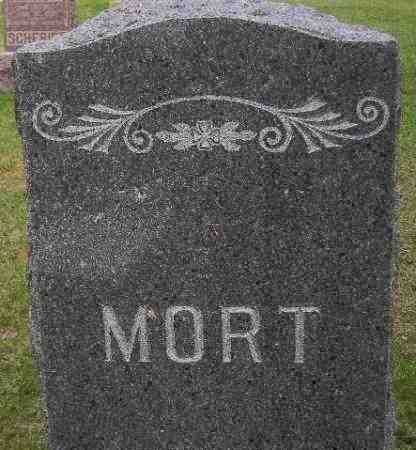 MORT, FAMILY STONE - Codington County, South Dakota | FAMILY STONE MORT - South Dakota Gravestone Photos