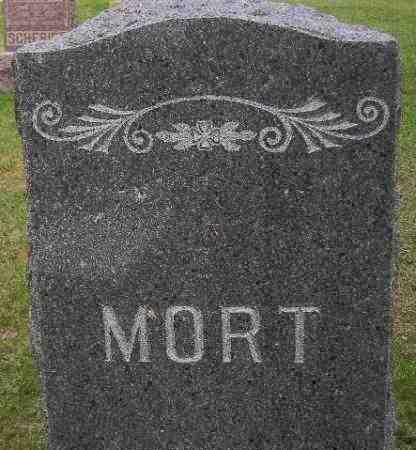 MORT, FAMILY STONE - Codington County, South Dakota   FAMILY STONE MORT - South Dakota Gravestone Photos