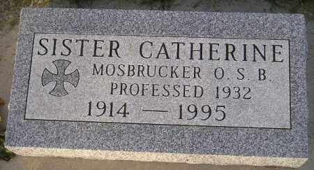 MOSBRUCKER, ELIZABETH - Codington County, South Dakota   ELIZABETH MOSBRUCKER - South Dakota Gravestone Photos
