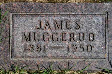 MUGGERUD, JAMES - Codington County, South Dakota | JAMES MUGGERUD - South Dakota Gravestone Photos