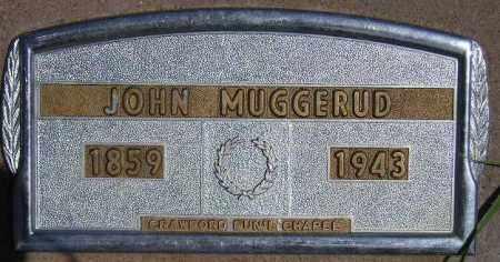 MUGGERUD, JOHN J. - Codington County, South Dakota   JOHN J. MUGGERUD - South Dakota Gravestone Photos