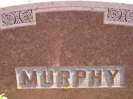 MURPHY, FAMILY STONE - Codington County, South Dakota | FAMILY STONE MURPHY - South Dakota Gravestone Photos