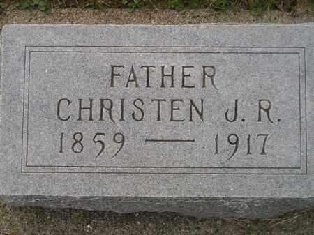 NELSON, CHRISTEN JOHN ROBERT - Codington County, South Dakota | CHRISTEN JOHN ROBERT NELSON - South Dakota Gravestone Photos
