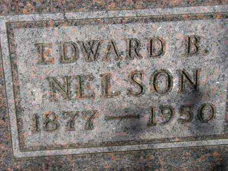 NELSON, EDWARD B. - Codington County, South Dakota | EDWARD B. NELSON - South Dakota Gravestone Photos