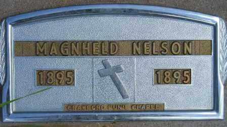NELSON, MAGNHELD - Codington County, South Dakota | MAGNHELD NELSON - South Dakota Gravestone Photos