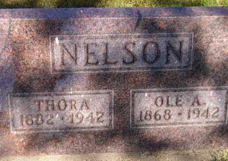 NELSON, THORA - Codington County, South Dakota | THORA NELSON - South Dakota Gravestone Photos