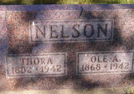NELSON, THORA - Codington County, South Dakota | THORA NELSON - South Dakota Gravestone Photos