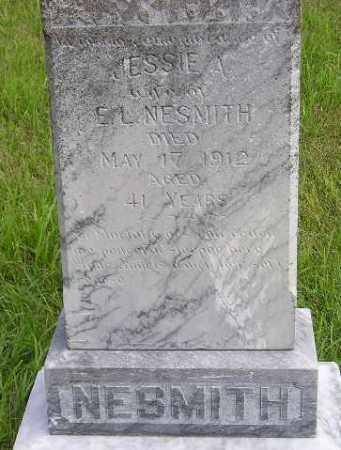 NESMITH, JESSIE A. - Codington County, South Dakota | JESSIE A. NESMITH - South Dakota Gravestone Photos