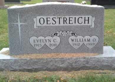 OESTREICH, WILLIAM O - Codington County, South Dakota | WILLIAM O OESTREICH - South Dakota Gravestone Photos