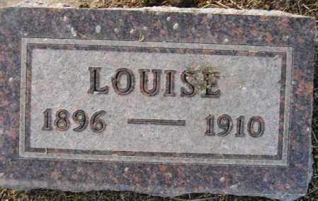 OHNSTAD, LOUISE - Codington County, South Dakota | LOUISE OHNSTAD - South Dakota Gravestone Photos