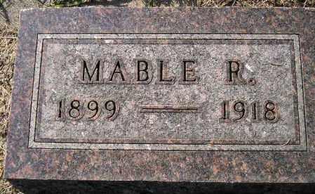 OHNSTAD, MABLE R. - Codington County, South Dakota   MABLE R. OHNSTAD - South Dakota Gravestone Photos