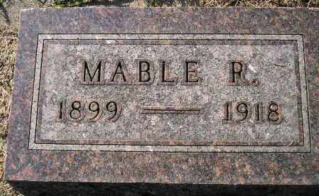 OHNSTAD, MABLE R. - Codington County, South Dakota | MABLE R. OHNSTAD - South Dakota Gravestone Photos