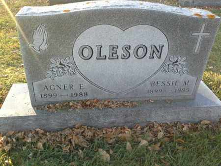 OLESON, BESSIE M - Codington County, South Dakota | BESSIE M OLESON - South Dakota Gravestone Photos