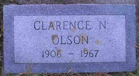 OLSON, CLARENCE N. - Codington County, South Dakota | CLARENCE N. OLSON - South Dakota Gravestone Photos